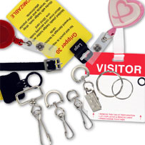 Identification accessories