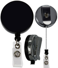 heavy duty badge reel steel cord
